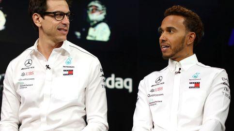 El frenazo a Lewis Hamilton y Mercedes o el gol que ha metido Red Bull por la escuadra