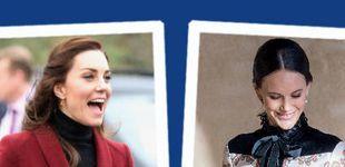 Post de Estilo Real: Kate se baja de sus tacones y Sofía sigue sin encontrar su estilo