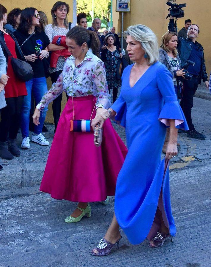 Bodas de famosos: Primeras imágenes de la boda de Yeyes Manzanares y ...