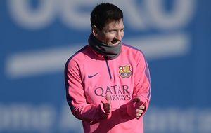 La gastroenteritis de Messi deja a los niños culés sin regalo de Reyes
