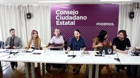 Echenique y Mayoral harán tándem para ser la voz de Podemos fuera del Gobierno