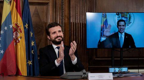 Casado carga contra Borrell por la misión que envió para congraciarse con Maduro