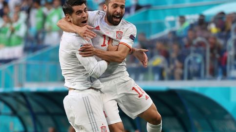 España pasa a semifinales tras una agónica tanda de penaltis frente a Suiza (1-1)
