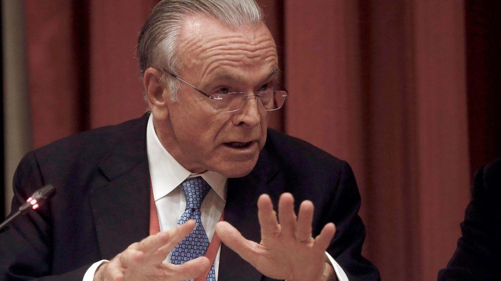 Foto: El presidente de Criteria Caixa y de la Fundación Bancaria La Caixa, Isidre Fainé. (EFE)