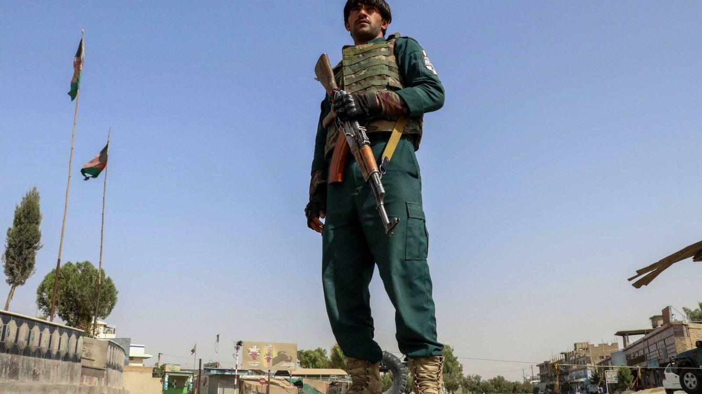 Foto: Un soldado afgano en Kandahar. (EFE)