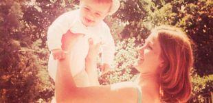 Post de La vida de Susanna Griso en fotos: bebé, joven, debut en TV...