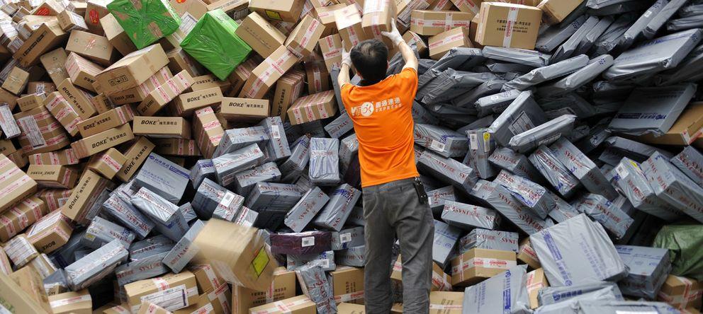 Foto: El Día de los Solteros en China arrasa con el comercio 'online'