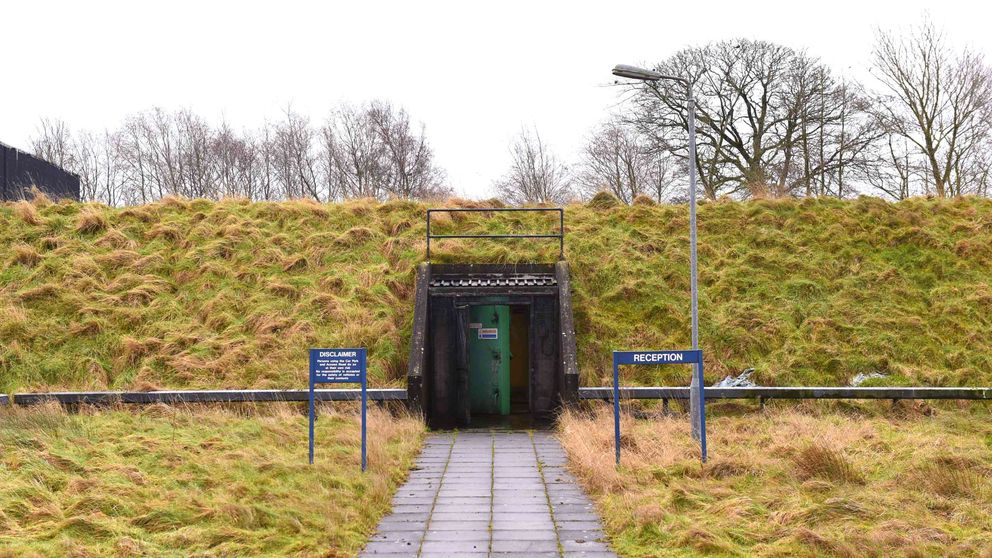 Viaje al interior de un búnker nuclear de la Guerra Fría (a la venta por 750.000 euros)