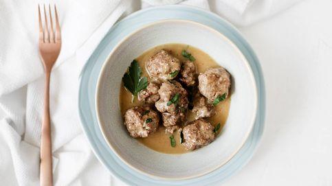 Cocina de la abuela: albóndigas de ternera caseras en salsa muy tiernas