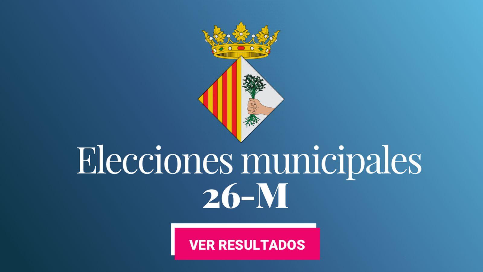 Foto: Elecciones municipales 2019 en Mataró. (C.C./EC)