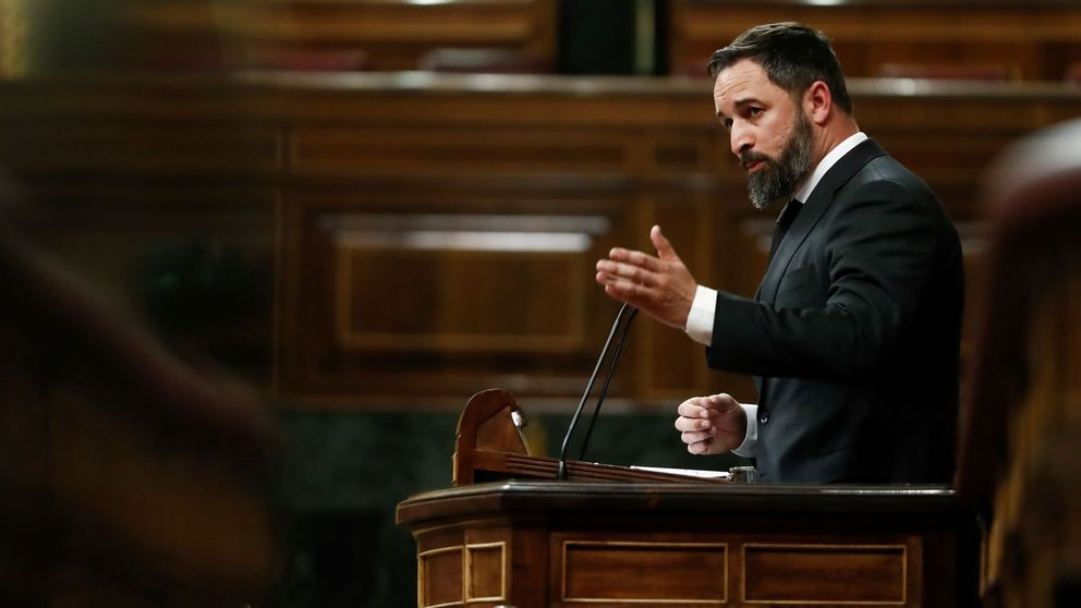 Abascal pide el cese de Iglesias por mentir y el de Fernando Simón