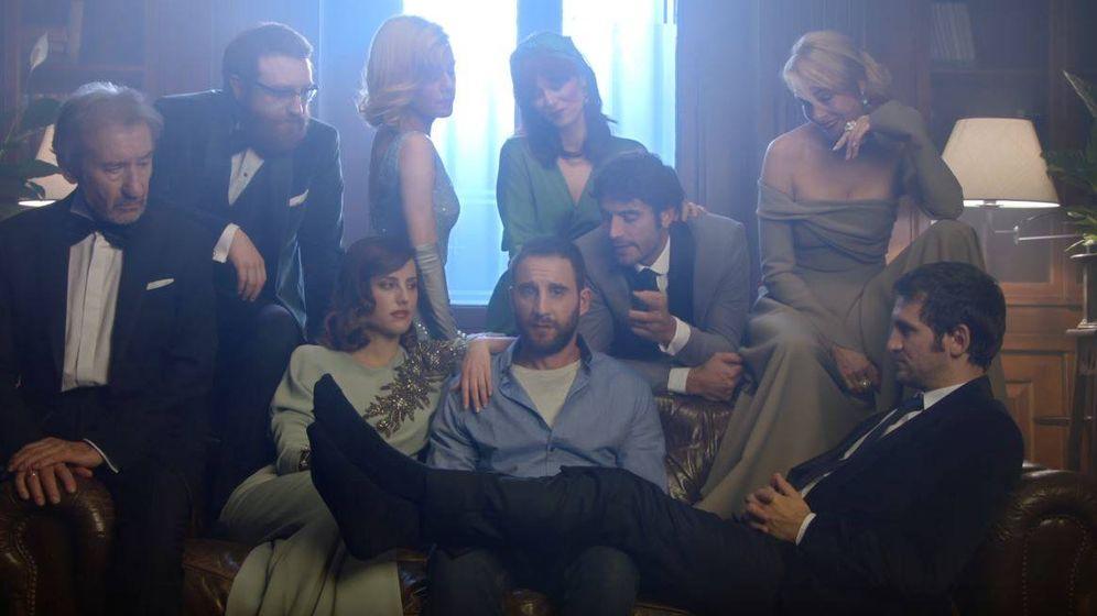 Foto: Fotograma de la promoción publicada por la Academia de Cine. (YouTube)