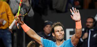 Post de La paliza de Rafa Nadal y la redención de Fernando Verdasco en Roma