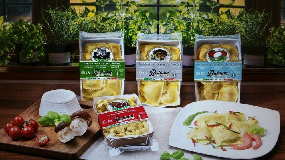 Foto: Ebro Foods compra el 70% de Bertagni. (Foto: Bertagni 1882)