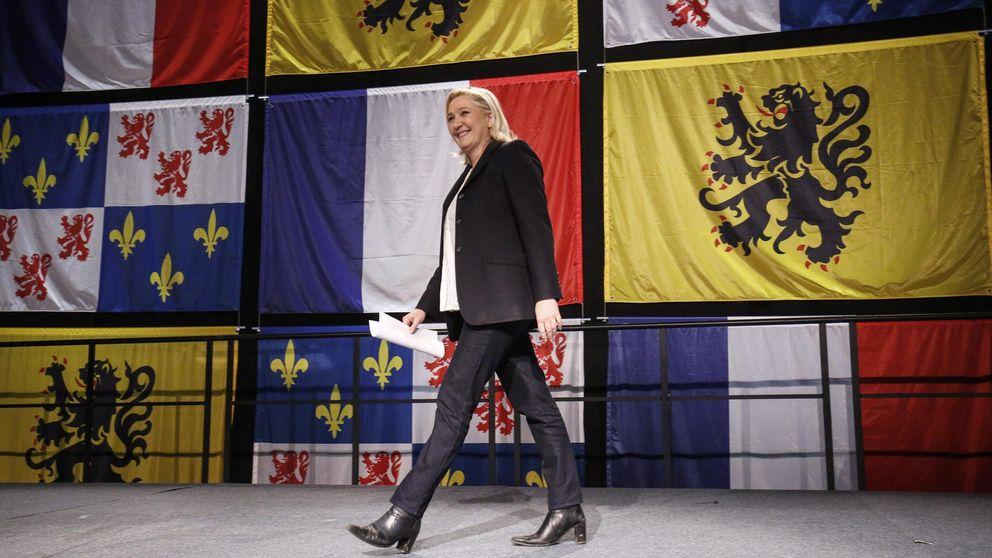 El Frente Nacional, partido más votado en Francia