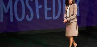 Post de El 'falso' Chanel de la reina Letizia para su acto más emotivo