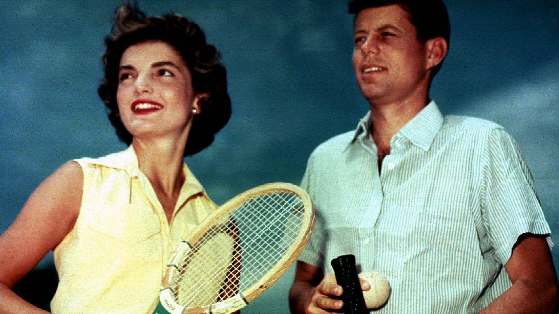 Jackie Kennedy y JFK, en una imagen de archivo. (Reuters)