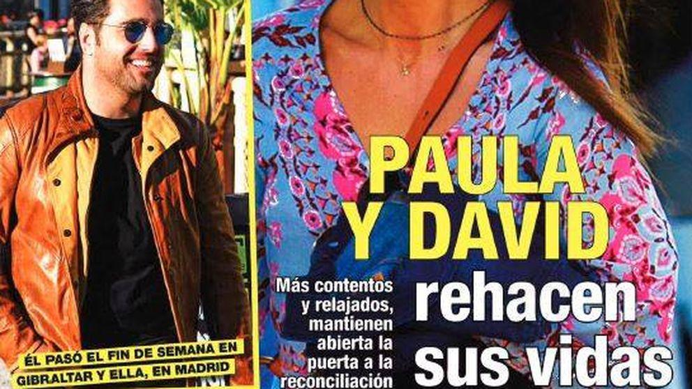 Kiosco rosa: el primer posado de Paula Echevarría y la guerra en el clan Campos