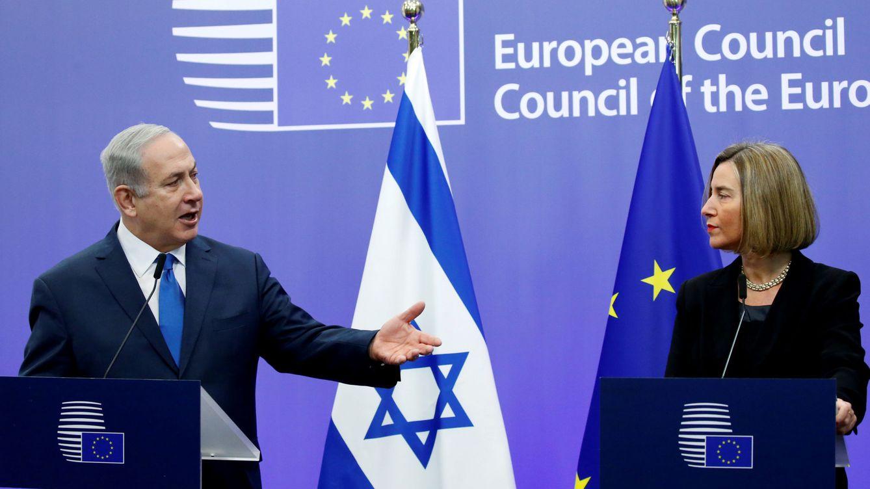 Europa no es EEUU: Bruselas deja claro a Netanyahu que no reconocerá Jerusalén