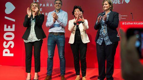 El PSOE gana tras 26 años en Cantabria y el partido de Revilla hace historia