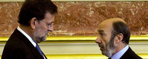 Elecciones 20-N: Rajoy supera a Rubalcaba por influencia en Twitter
