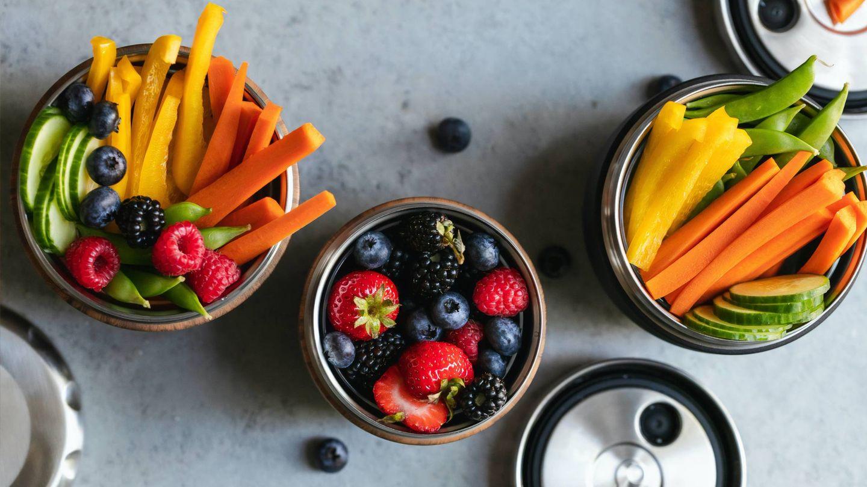 Adelgaza con estos snacks saludables. (S'well para Unsplash)
