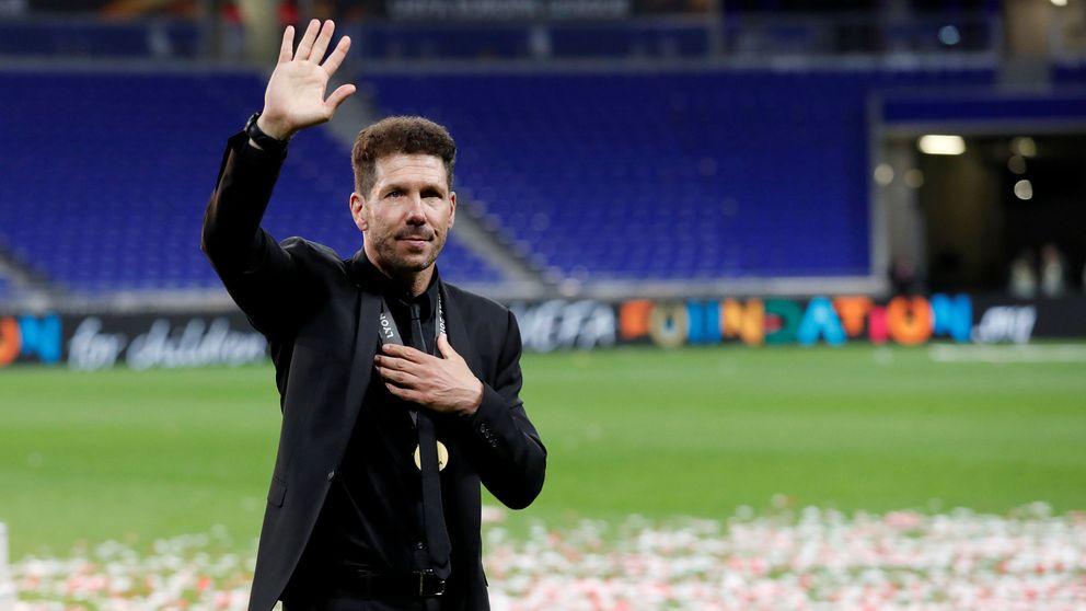 Por qué Klopp hace bien en inspirarse en Simeone (si olvida Lisboa y Milán)