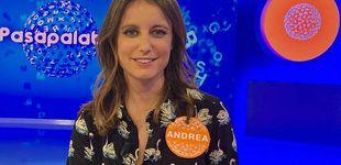 Post de Andrea Levy, la primera política en activo que se atreve con 'Pasapalabra'