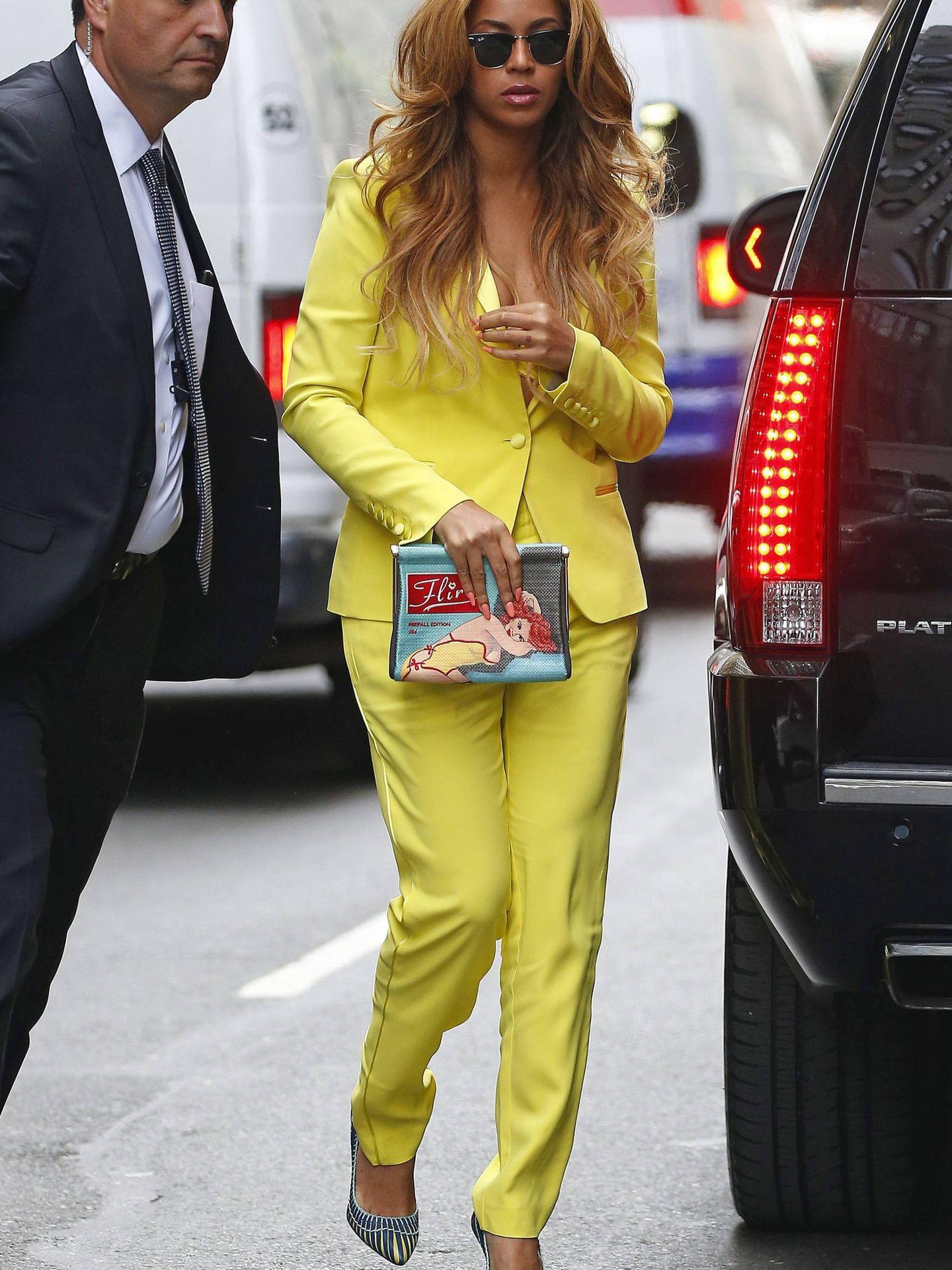Beyoncé pionera. (Cordon Press)