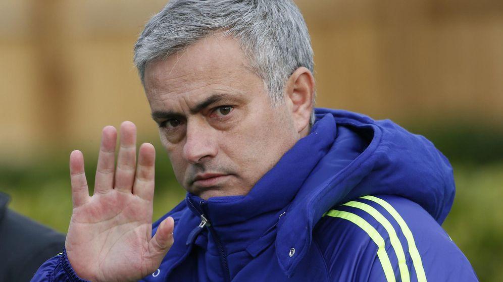 Foto: Mourinho considera que no tiene rivales que le puedan disputar el título de campeón en la Premier.