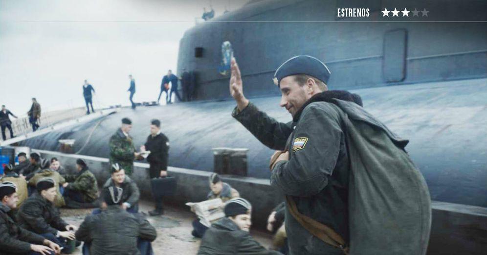 Foto: Matthias Schoenaerts protagoniza 'Kursk', la última película de Thomas Vinterberg. (A Contracorriente)