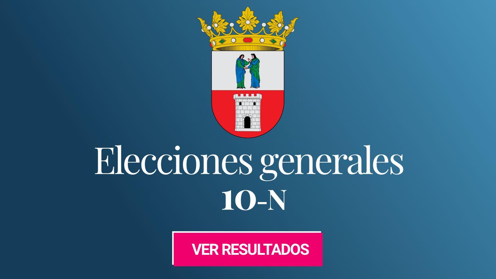 Foto: Elecciones generales 2019 en Dos Hermanas. (C.C./EC)