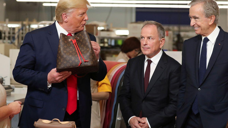 'Quid pro quo' y bolsos Louis Vuitton