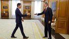 Sánchez acepta el encargo del Rey y reclama altura de miras a PP, Cs y Podemos