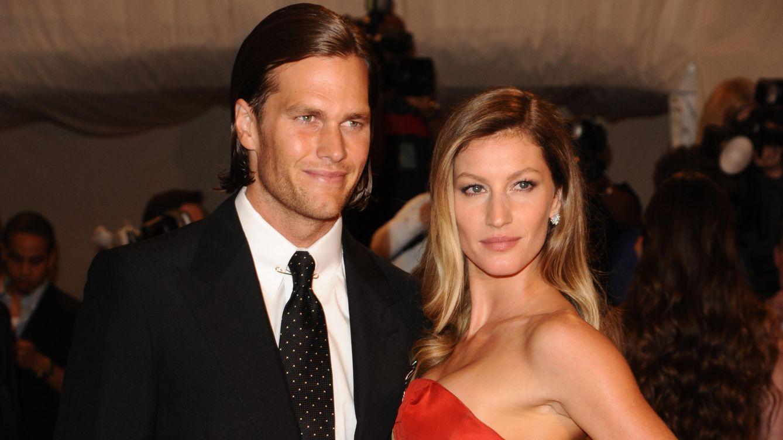 Foto: La top model y el quarterback en una imagen de archivo (Gtres)