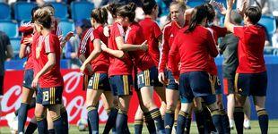 Post de Riazor bate el récord de asistencia a un partido de la Selección femenina de fútbol