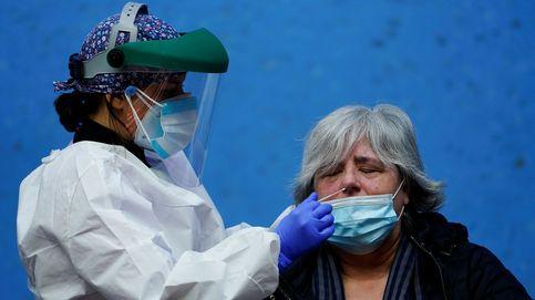 Sanidad registra 6.393 casos de coronavirus, 356 muertes y la incidencia sube a 134,08