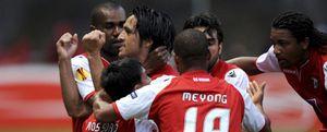 El Sporting de Braga da la sorpresa y se mete en la final tras vencer al Benfica