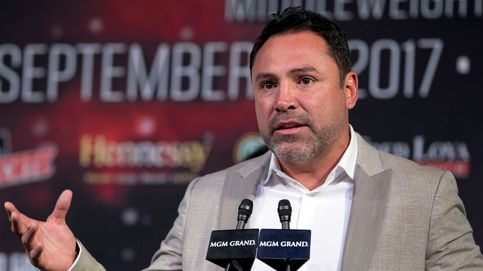 Óscar de la Hoya regresa al boxeo con 48 años tras 13 de retiro