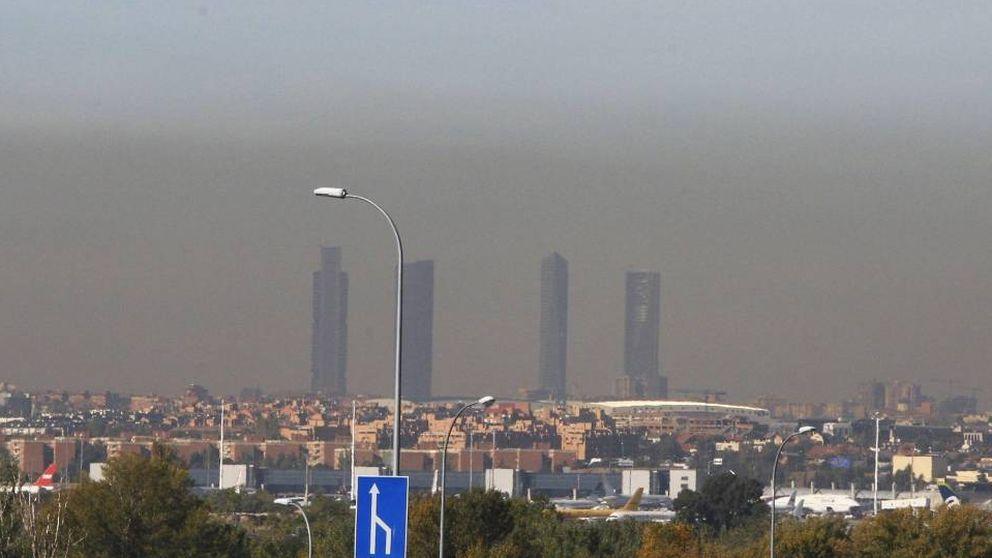La contaminación en Madrid también es para el verano: 13 alertas por ozono
