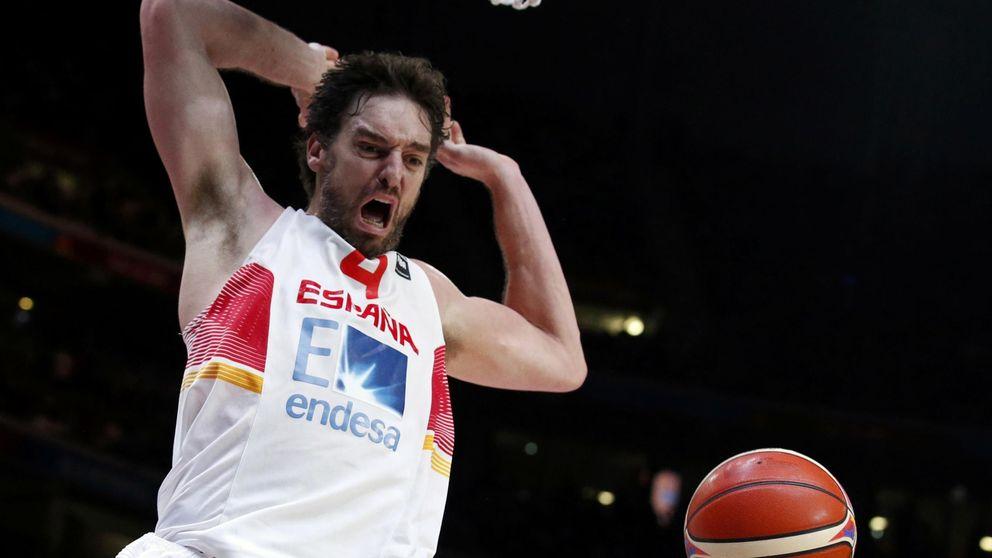 La hazaña de Pau, el evento de más visto de baloncesto en la historia de España
