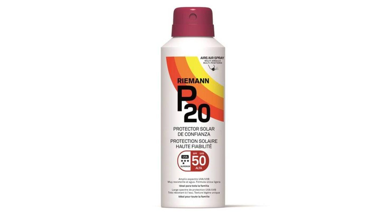 Continous Spray SPF50 de P20.