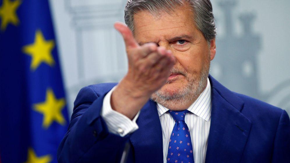 Foto: Íñigo Méndez de Vigo. (Reuters)