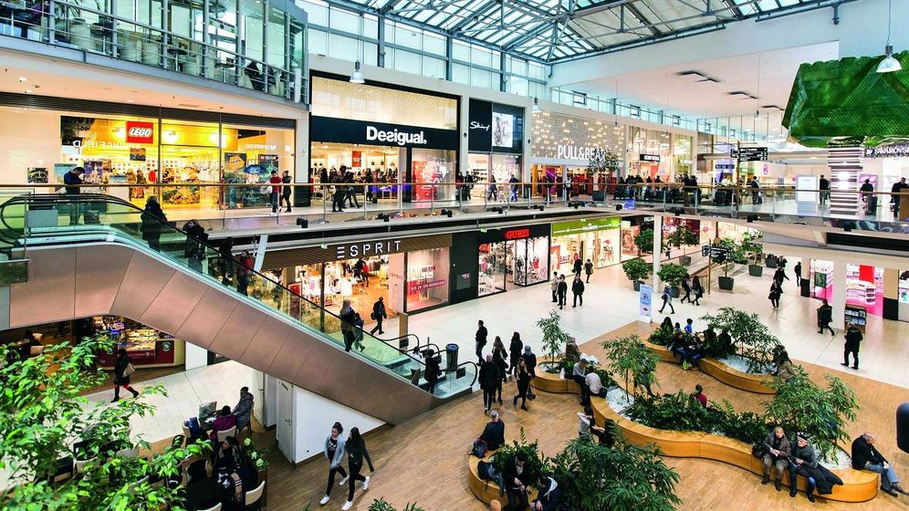 Foto: Centro comercial de Unibail-Rodamco.