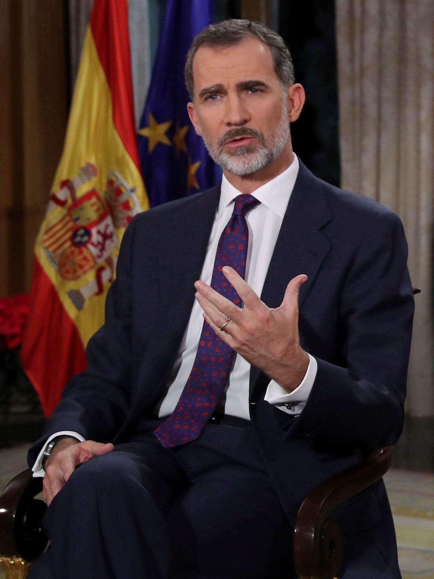 Felipe VI. (EFE)