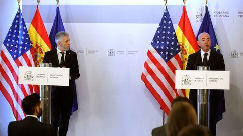 Marlaska afirma ante el secretario de Seguridad Nacional de EEUU que no hubo una crisis migratoria en Ceuta