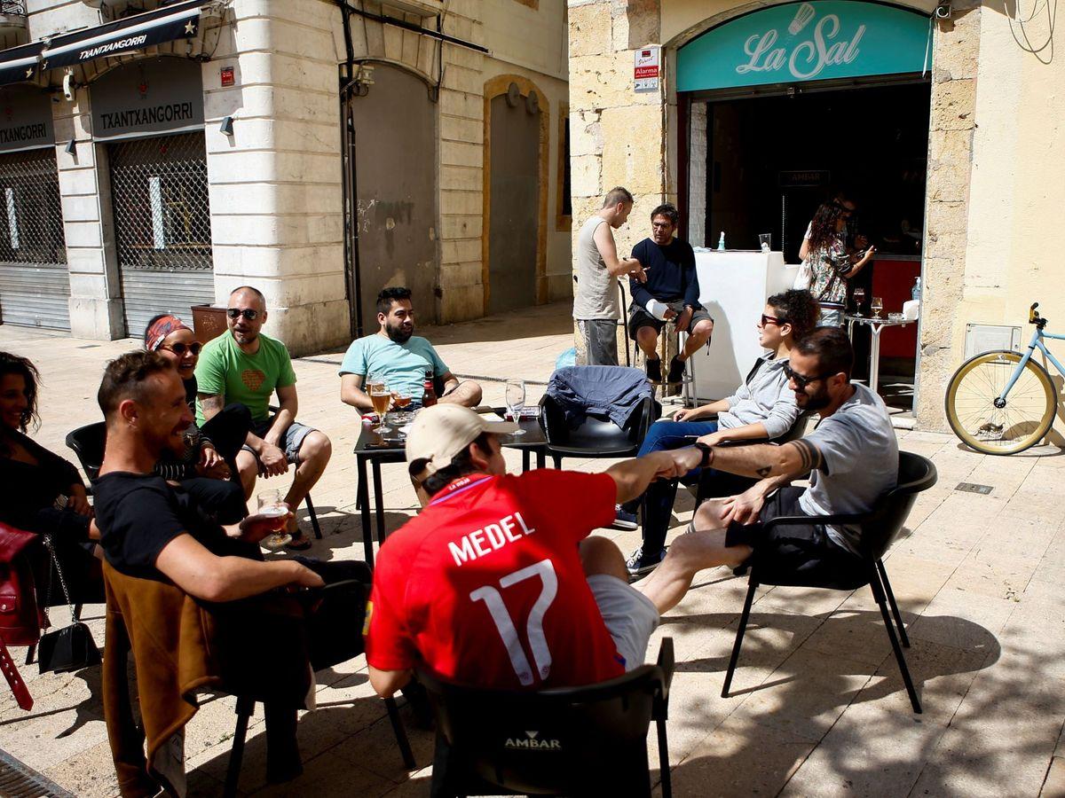 Foto: Una cafetería en Tarragona. (EFE)