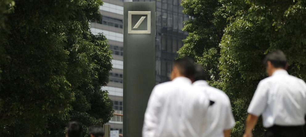 Foto: Deutsche Bank saca la artillería para captar clientes españoles con sus 'hedge funds'