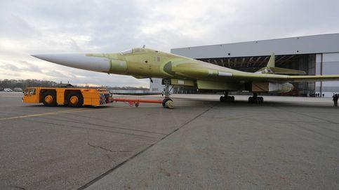 Rusia resucita a su 'Cisne Blanco': vuelve el bombardero Tu-160
