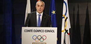 Post de Alejandro Blanco es reelegido presidente del Comité Olímpico Español